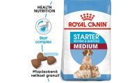 Ilustrační obrázek Royal Canin Medium Starter 12kg