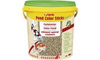 Ilustrační obrázek Sera pond color sticks 10 l