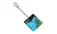 Ilustrační obrázek Síťka akvarijní 12,5cm modrá jemná
