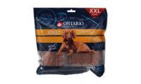 Ilustrační obrázek Snack ONTARIO dry rabbit fillet 500g