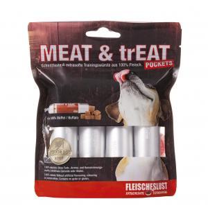 Meatlove Meat & Treat Buffalo 4X40 g