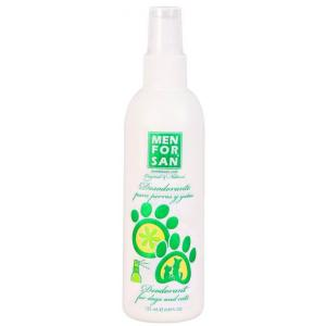 MENFORSAN Deodorant pro psy a kočky 125ml