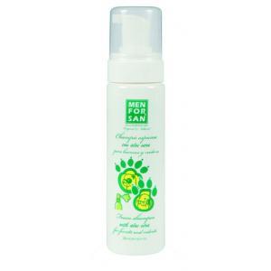 MENFORSAN Pěnový šampon pro fretky a hlodavce 200ml