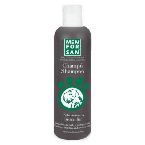 MENFORSAN Šampon zvýrazňující hnědou barvu psů 300ml