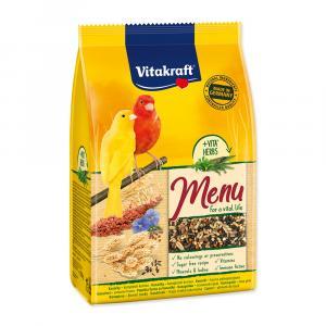 Menu VITAKRAFT Kanarien Honey bag 500g