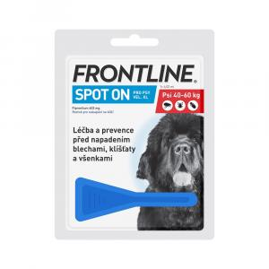 Merial Frontline spot on dog XL 1 x 4,02ml