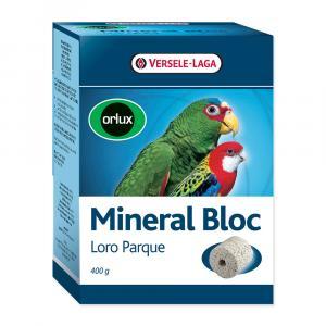 Minerální blok VERSELE-LAGA Loro Parque lisovaný grit s korály velké papoušky