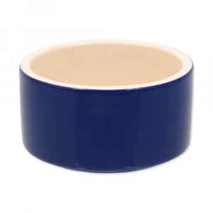 Miska SMALL ANIMAL keramická pro králíky modrá 10 cm