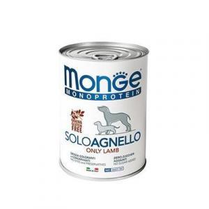 Monge Dog SOLO Jehně monoprotein 400g