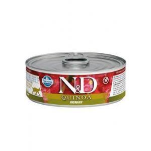 N&D CAT QUINOA Adult Urinary Duck & Cranberry 80g