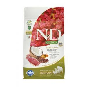 N&D GF Quinoa DOG Skin&Coat Duck & Coconut 800g