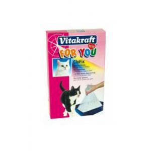 Náhradní sáčky do Wc pro kočky CloFix 15ks