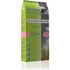 Nativia Dog Puppy 3kg (EXPIRACE 10/02/20)