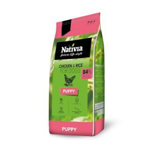 Nativia Dog Puppy 3kg