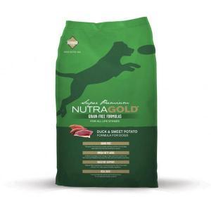 Nutra Gold Duck & Sweet Potato Grain Free 13,6 kg