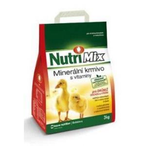 Nutri Mix pro drůbež výkrm a odchov plv 3kg