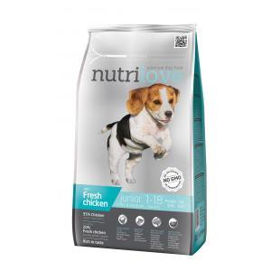 Nutrilove pes granule JUNIOR S&M fresh kuřecí 1,6kg