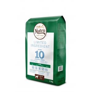 NUTRO™ LIMITED INGREDIENT granule s jehněčím pro dospělé psy 9,5 kg
