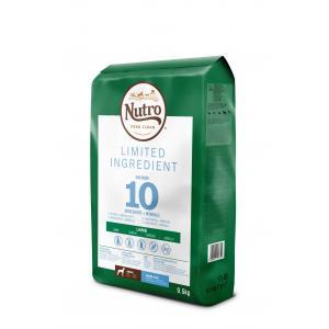 NUTRO™ LIMITED INGREDIENT granule s jehněčím pro dospělé psy velkých plemen 9,5 kg