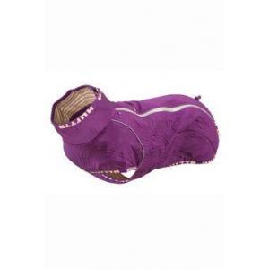 Obleček Hurtta Casual prošívaná bunda fialová 40XL