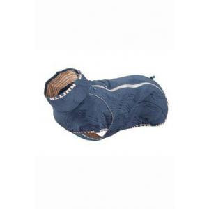 Obleček Hurtta Casual prošívaná bunda modrá 45XL