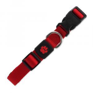 Obojek ACTIV DOG Premium červený L