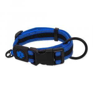 Obojok ACTIVE DOG Fluffy modrý XL