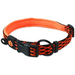 Obojek ACTIVE DOG Mystic oranžový S
