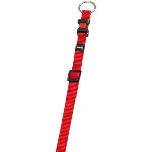 Obojek ASP červený velikost XS 20-35cm 10mm