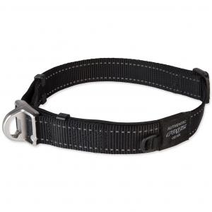 Obojek ROGZ Safety Collar černý XL