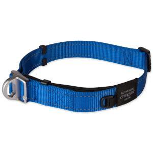 Obojek ROGZ Safety Collar modrý XL
