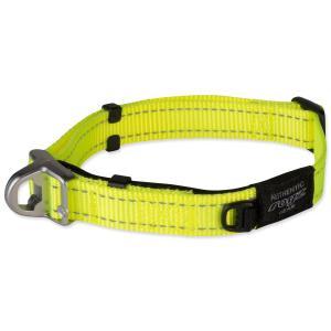 Obojek ROGZ Safety Collar žlutý L