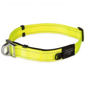 Obojek ROGZ Safety Collar žlutý XL