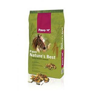 PAVO Müsli Natures Best 15kg