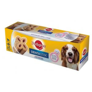 PEDIGREE pochoutka Denta TWICE Weekly Medium 80g