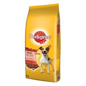 Pedigree Small dog hovězí & zelenina 12 kg