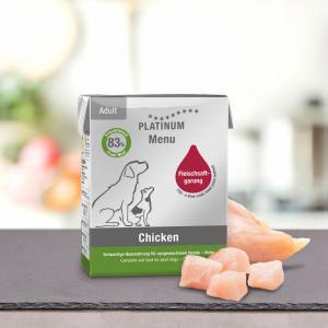 PLATINUM Natural Menu Kuře 375g