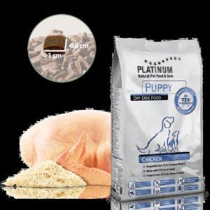 PLATINUM Puppy Chicken 5 kg (EXPIRACE 14.11.2019)