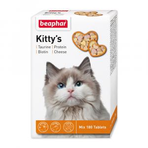 Pochoutka BEAPHAR Kitty's Mix (180tablet)