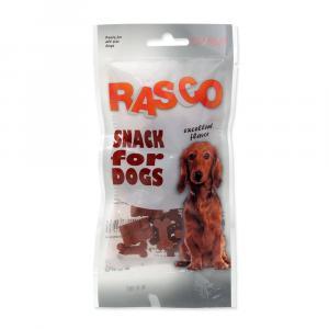 Pochoutka RASCO kostičky šunkové 50g