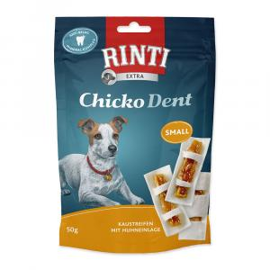 Pochoutka RINTI Chicko Dent Small kuře (50g)