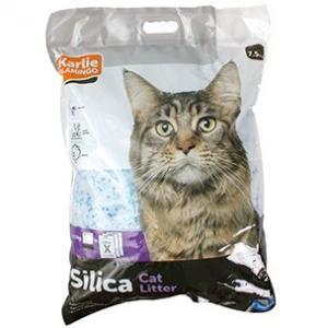 Karlie Podestýlka pro kočky křemen 7,5 kg