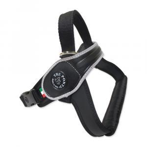 Postroj TRE PONTI reflexní od 20 do 30 kg černý