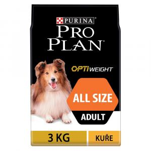 Pro Plan All Size Adult Light/Sterilised 3kg