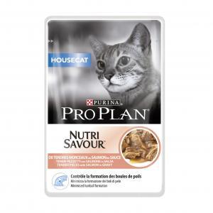 PRO PLAN CAT Housecat Losos kapsička 85g