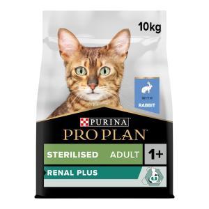 Pro Plan Cat Sterilised Rabbit 10 kg + DOPRAVA ZDARMA