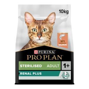 Pro Plan Cat Sterilised Salmon 10 kg + DOPRAVA ZDARMA