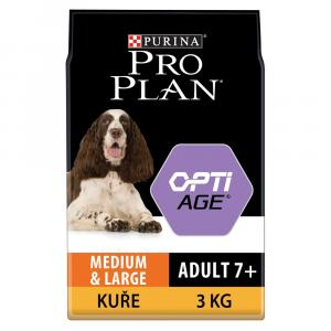 Pro Plan Medium & Large Adult 7+ 3kg