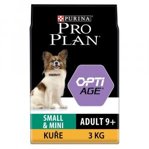 Pro Plan Small & Mini Adult 9+ 3kg