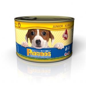 PROFIDOG konzerva junior kuřecí 405g 5 + 1 ZDARMA